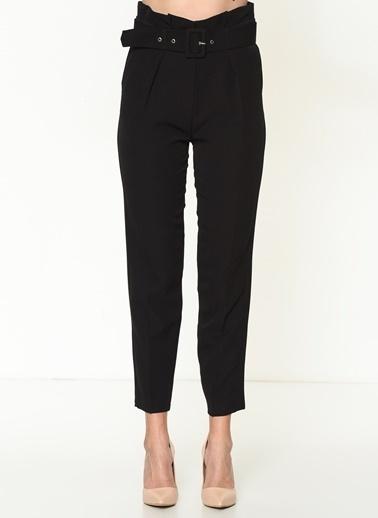 İroni Pantolon Siyah
